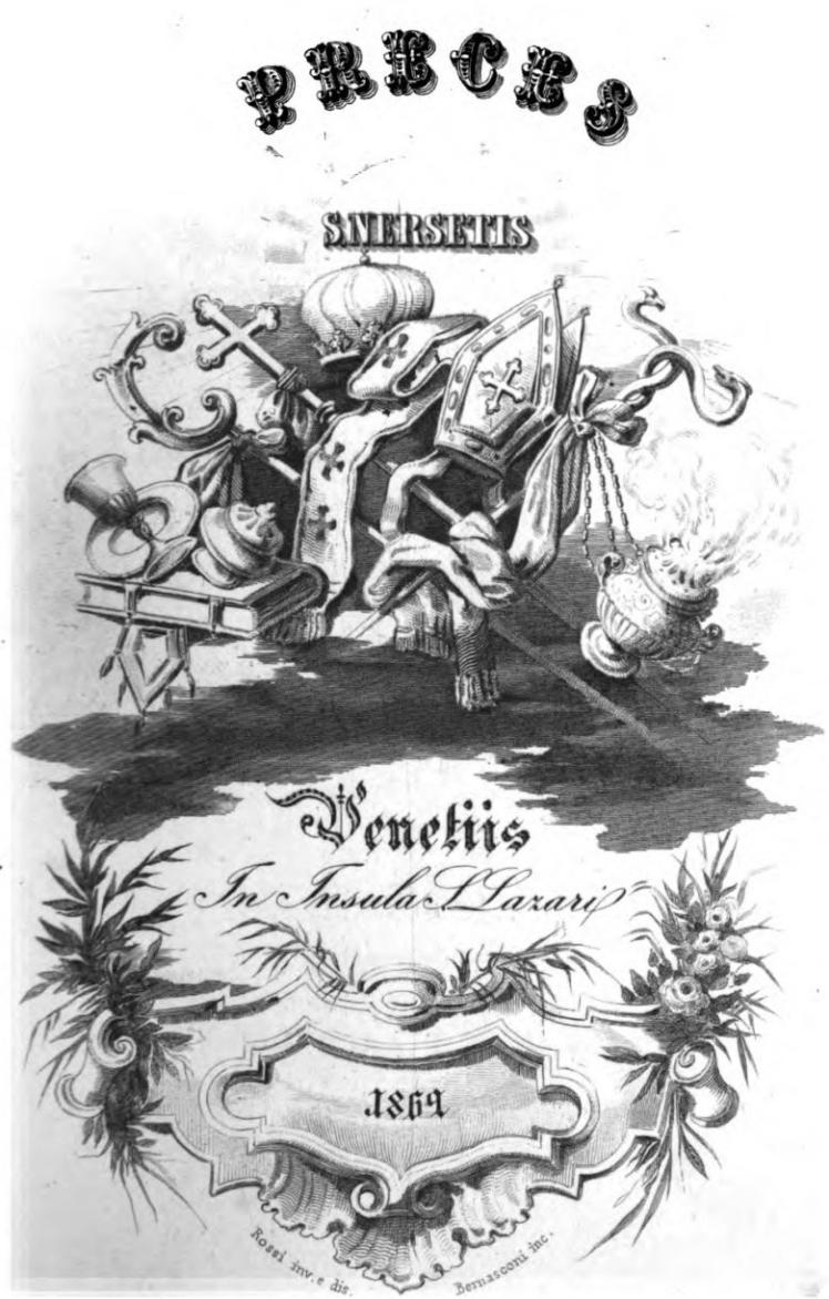 preces 1862