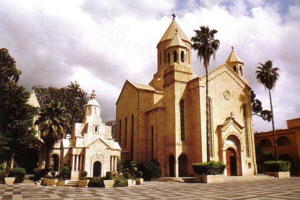 Antilias cathedral