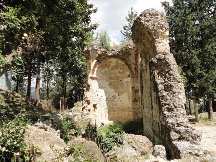 sis monastery ruins