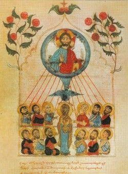 Pentecost glory