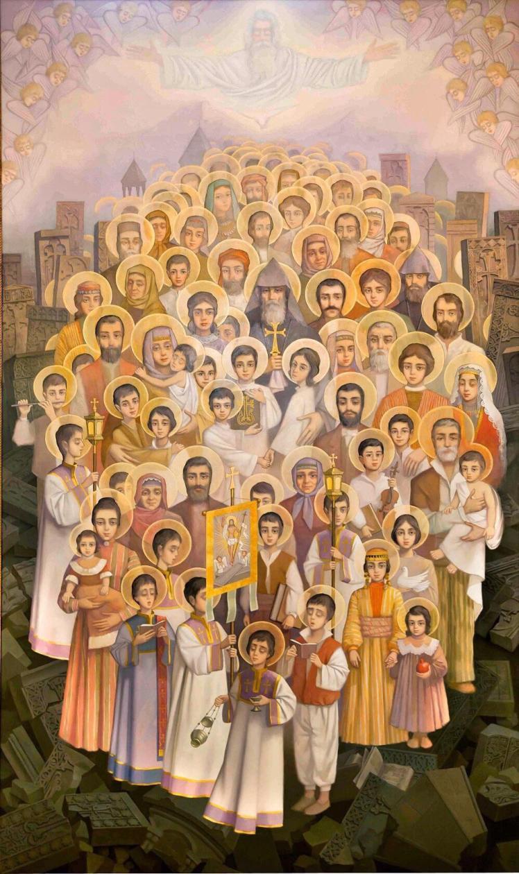 1915 saints
