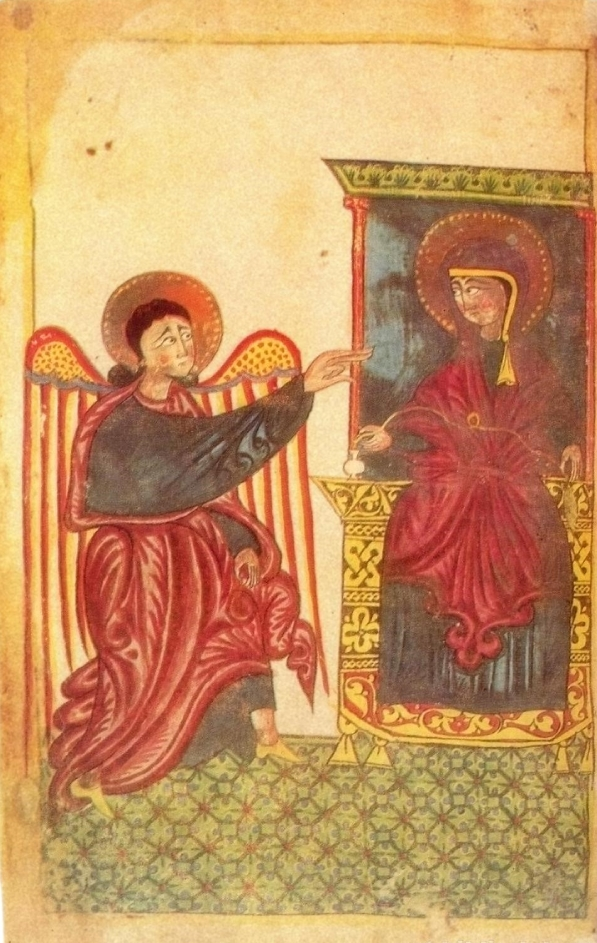 Annunciation 1450 5511