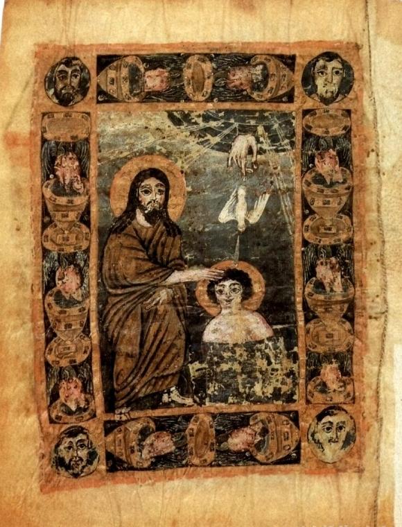 Baptism 989