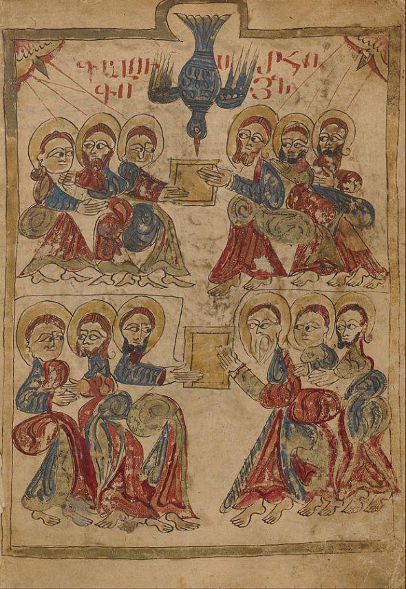 Pentecost 1386 II.6