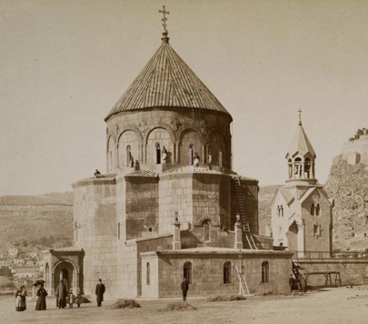 Armenian_Cathedral_of_Kars 19th